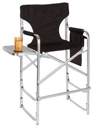 Folding Directors Chair With Side Table Stunning Directors Chair With Side Table With Folding Directors