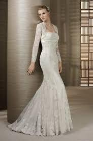 lace wedding dresses uk pronovias white one white lace wedding dress size uk 06