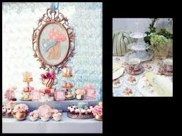 tea party ideas table decorations idea youtube