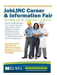 Sample Resume For Job Fair by Job Fair Job U0026 Career News From The Memphis Public Libraries