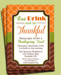 eat drink and be thankful thanksgiving by thatpartychick on etsy
