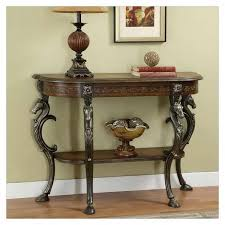 Antique Entryway Table Entryway Console Tables With Classic Design Classical Console