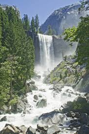 waterfall stream through the forest wall murals and removable wall waterfall stream through the forest wall mural