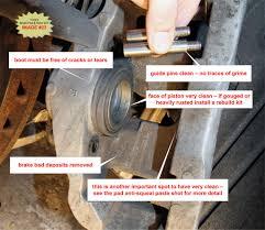 diy bmw 650i 645ci e63 e64 brake pad and rotors