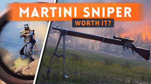 martini henry is the new martini henry sniper variant worth it battlefield
