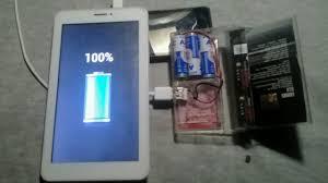cara membuat powerbank menggunakan baterai abc cara membuat power bank darurat dari baterai abc youtube