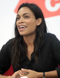 nissan commercial actress rosario dawson wikipedia
