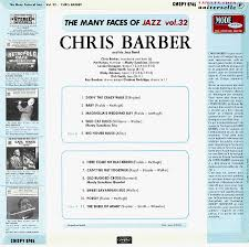 Old Rugged Cross Music Chris Barber Lps The Many Faces Of Jazz
