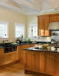 oak kitchen cabinets yellow walls kitchen colors for walls yellow oak cabinets 45 ideas