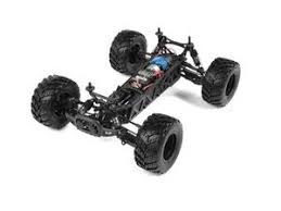 surge monster truck orange rtr 4wd 1 12 ftx