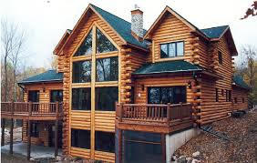 wooden home home design