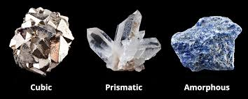 The Way A Mineral Reflects Light Properties Of Minerals Earth Science Visionlearning