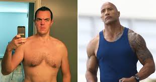 who ate and trained like the rock for a month reveals gruelling
