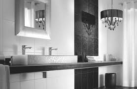 Black And White Bathroom Decor Ideas Black And White Bathroom Wall Decor Toto Toilets On Lowes Tile