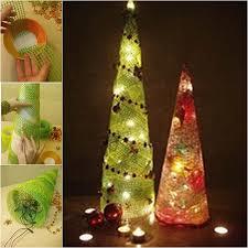 christmas mesh ribbon wonderful diy mesh christmas tree