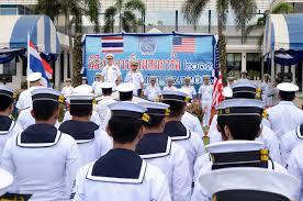 file u s navy rear adm william mcquilkin rear left the