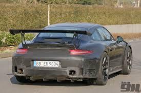 exclusive 2017 porsche 911 gt2 rs development ramps up total 911