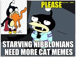Futurama Meme Maker - please nibblonians everywhere need you imgflip