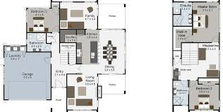 3 bedroom 2 story house plans 2 story small house plans ruakaka from landmark homes landmark homes