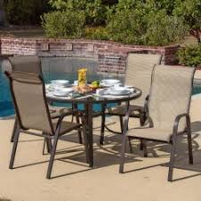 Lakeview Patio Furniture by Manchester 7 Piece Outdoor Dining Set Safl05000 7 Boutiqify