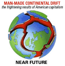 anthropogenic continental drift incoherent truth