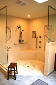 shower bathroom accessible universal design wetrooms beautiful