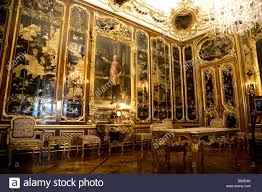 Decorated Rooms One Of The 1440 Sumptuously Decorated Rooms Of Schloss Schonbrunn