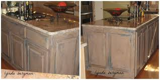 Kitchen Islands That Look Like Furniture Lynda Bergman Decorative Artisan Painting A Distressed U0026 Aged