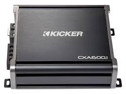 car amps u0026 amplifiers kicker