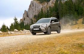 off road subaru forester subaru forester is ready for winter gets standard eyesight tech