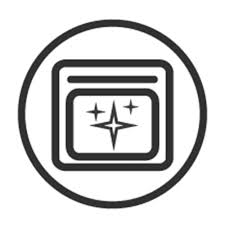 Symbol For Broil On Oven by Electrolux Intl