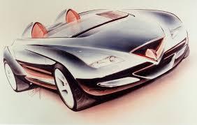 hyundai supercar concept 1998 hyundai euro 1 concept pictures history value research
