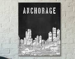 anchorage map etsy