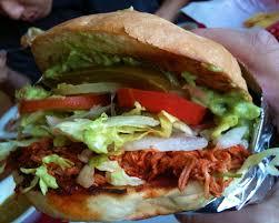 El Zocalo Mexican Grille by Torta Al Pastor Sandwich Pinterest Al Pastor Pastor And