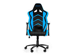 akracing racing style gaming chair with high backrest recliner