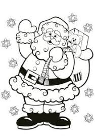 santa claus colouring kids christmas families magazine