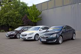 opel 2014 new opel insignia my 2014 range exterior design highlights
