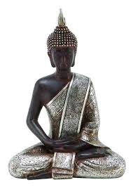 feng shui home the many faces of buddha buddha statue silver