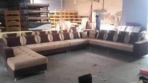 Latest C Shape Sofa Designs For Drawing Room New L Sofa Akshar Furniture In Ahmedabad India