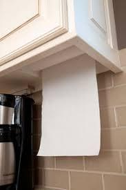 cabinet paper towel holder under cabinet paper towel holder for the home pinterest paper