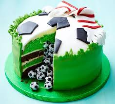 football cake piñata football cake recipe food