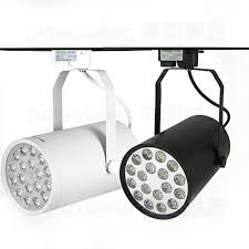 aliexpress com buy 18w led track light led spotlight track
