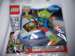 lego toy story alien space ship corner galaxy