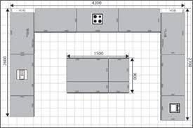 island kitchen floor plans kitchen u shaped kitchen floor plans with island u shaped