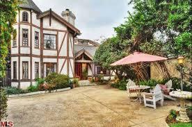 English Tudor Home Charm Filled English Tudor Style Home On Mar Vista Hill Curbed La