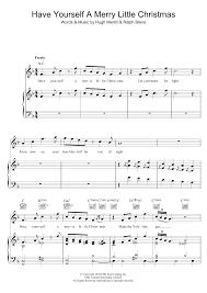 sam smith merry christmas sheet music