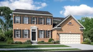 Family Home Floor Plans Harlow Floor Plan In Parkside At Westphalia Single Family Homes