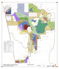Mississippi State Campus Map 2 600 Acre Oxford Springs Development Awaits Planning Commission