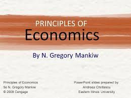 theme powerpoint 2007 economy economics principles of by n gregory mankiw principles of economics