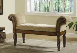 bedroom upholstered benches 24 excellent concept for upholstered